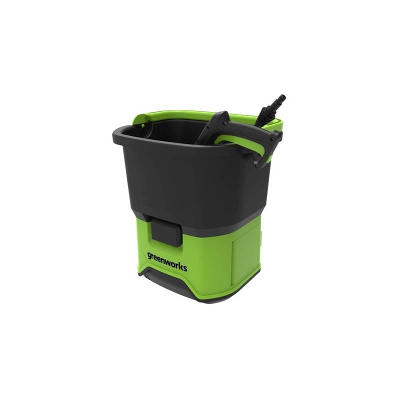 Vysokotlakový čistič Greenworks GDC40, bez beterie a nabíječky + Doprava zadarmo