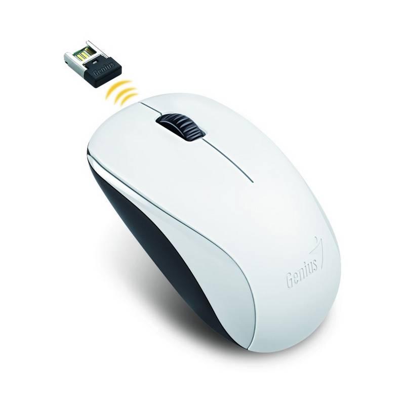 Myš Genius NX-7000 (31030109108) bílá