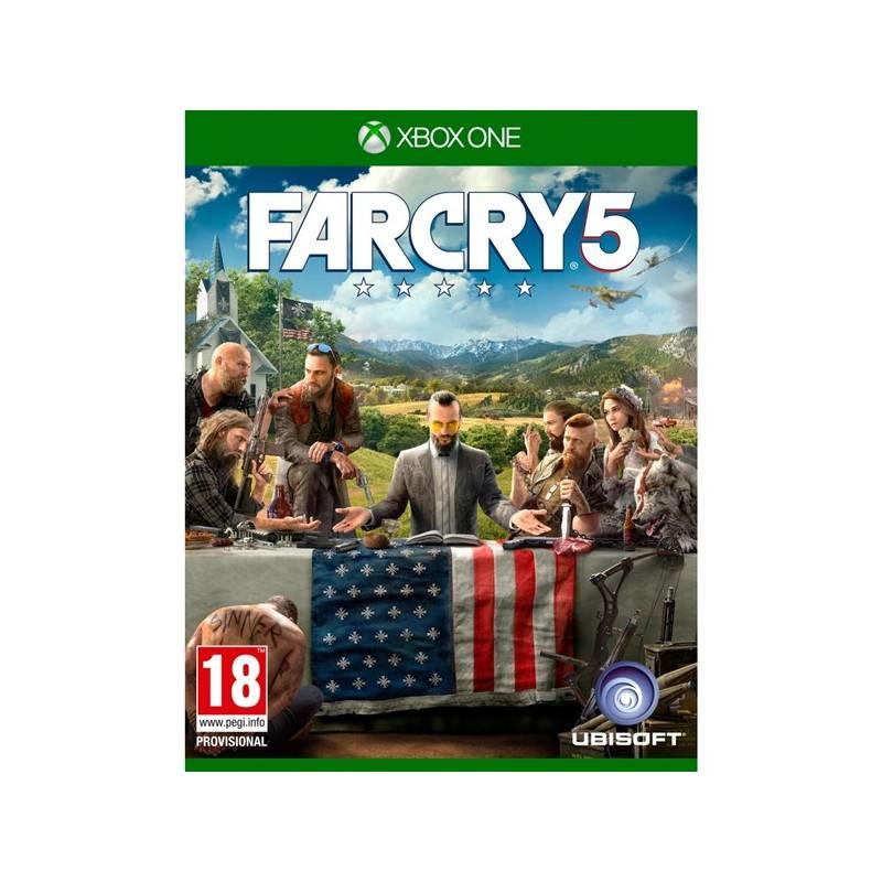 Hra Ubisoft Xbox One FAR CRY 5 (3307216022916) + Doprava zadarmo