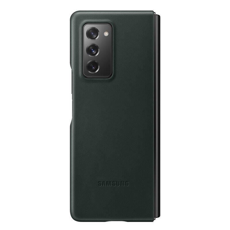 Kryt na mobil Samsung Z Fold2 (EF-VF916LGEGEU) zelený