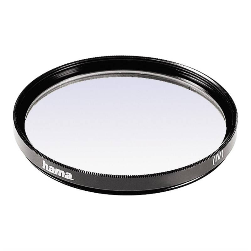 Filter Hama UV 0-HAZE BOX, M55 (70055) čierny