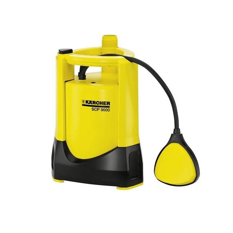 Čerpadlo kalové Kärcher SCP 9000 čierne/žlté