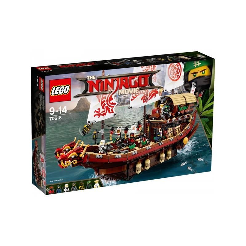 Stavebnica LEGO® NINJAGO™ 70618 Odměna osudu + Doprava zadarmo