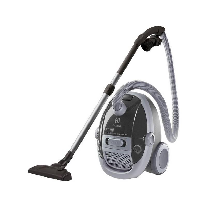 Vysávač podlahový Electrolux Classic Silence ECS54B čierny + Doprava zadarmo