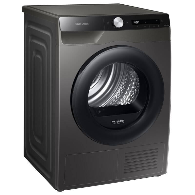 Sušička bielizne Samsung DV90T5240AX/S7 čierna/strieborná + Doprava zadarmo