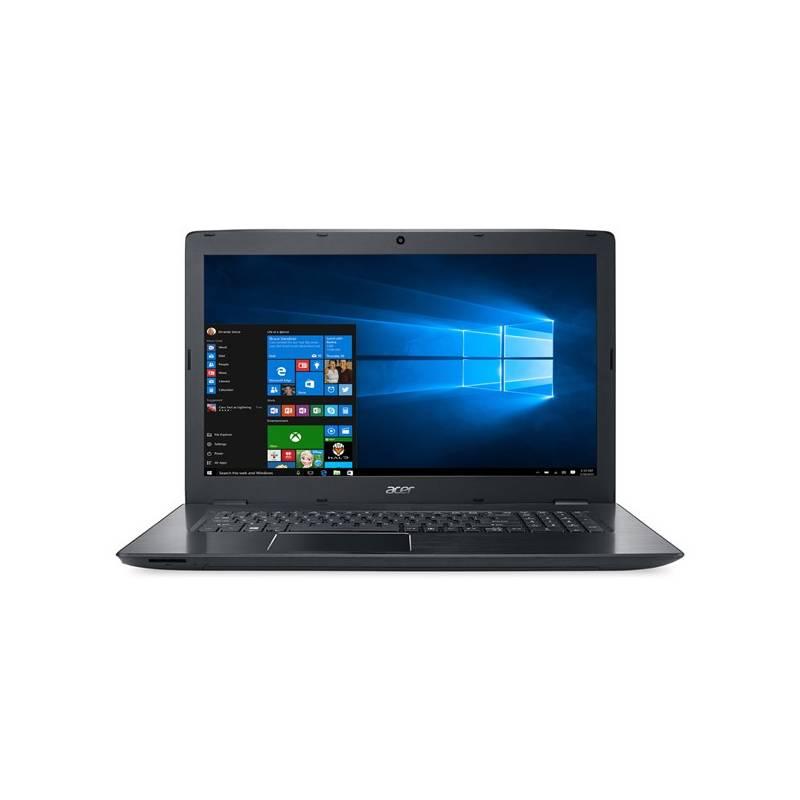 Notebook Acer Aspire E17 (E5-774G-5317) (NX.GG7EC.002) čierny + Doprava zadarmo