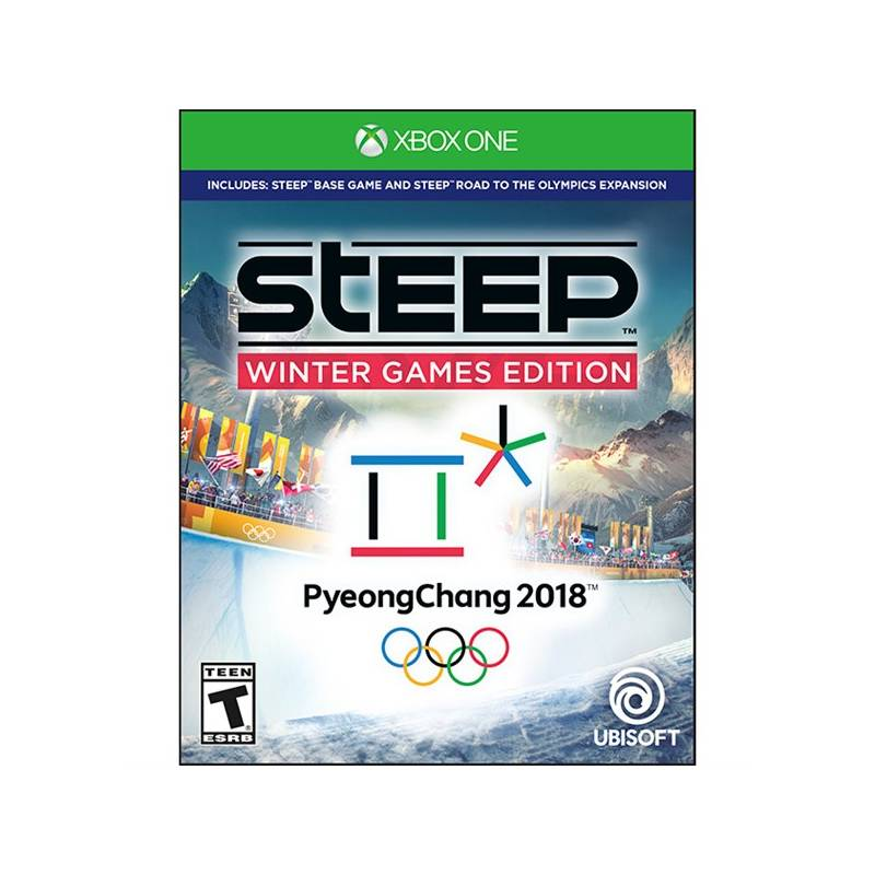 Hra Ubisoft Xbox One Steep Winter Games Edition (3307216038870)