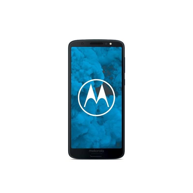 Mobilný telefón Motorola G6 (PAAL0000RO) modrý Software F-Secure SAFE, 3 zařízení / 6 měsíců (zdarma)
