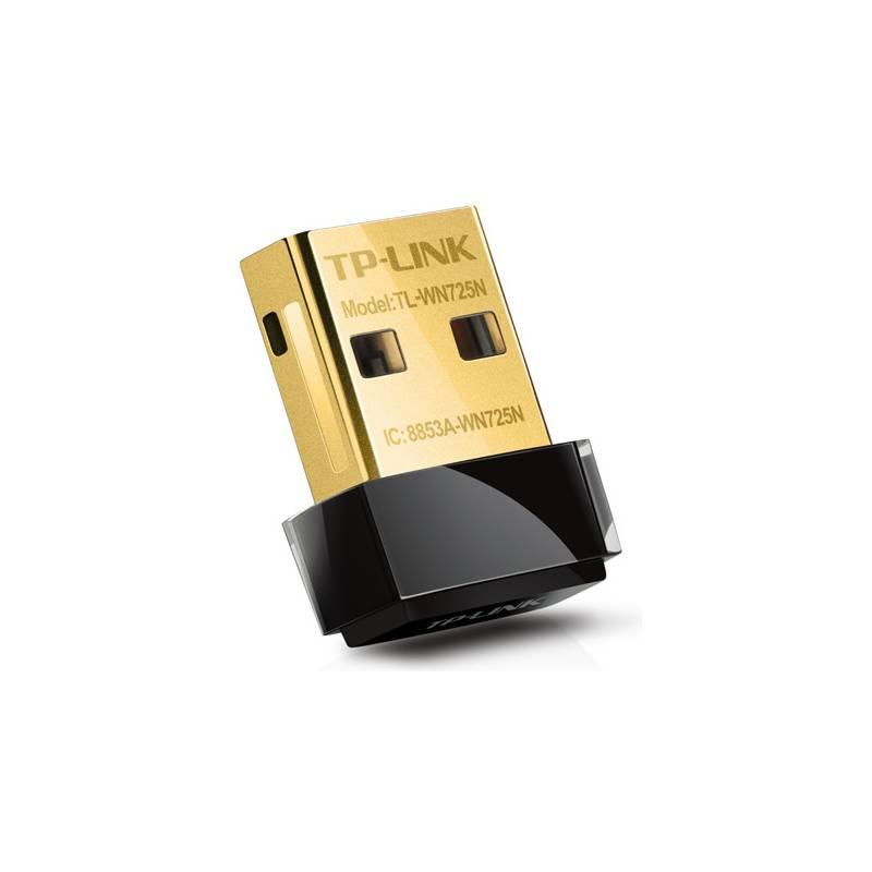 WiFi adaptér TP-Link TL-WN725N (TL-WN725N) čierny