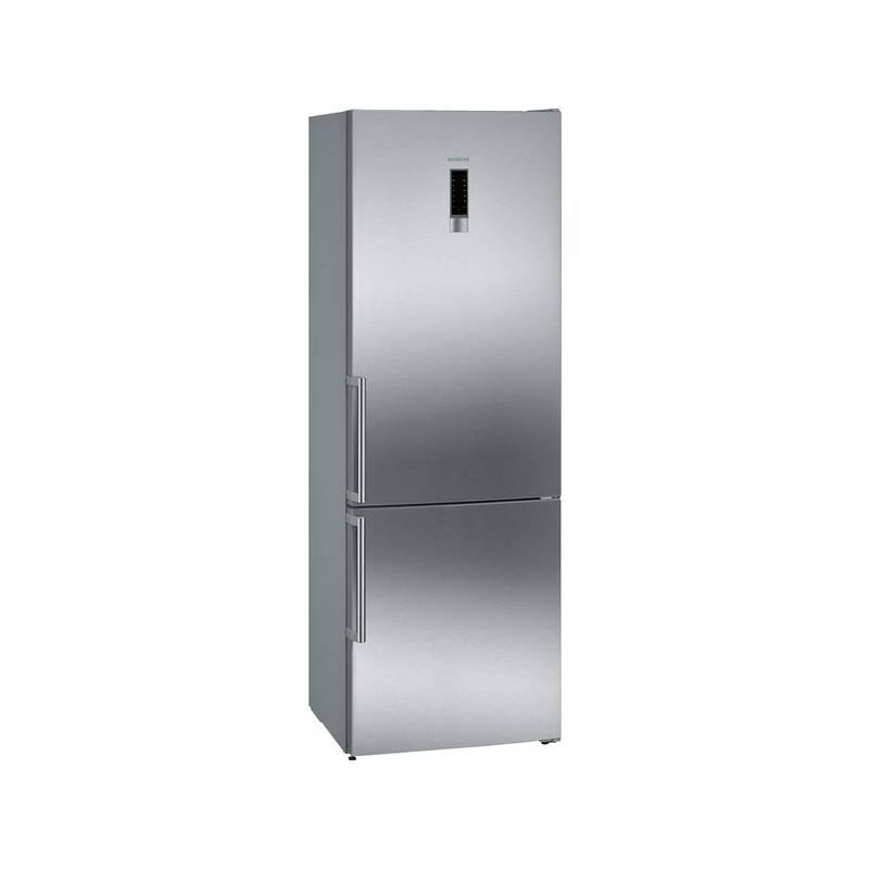 Kombinácia chladničky s mrazničkou Siemens KG49NXI30 nerez + Doprava zadarmo