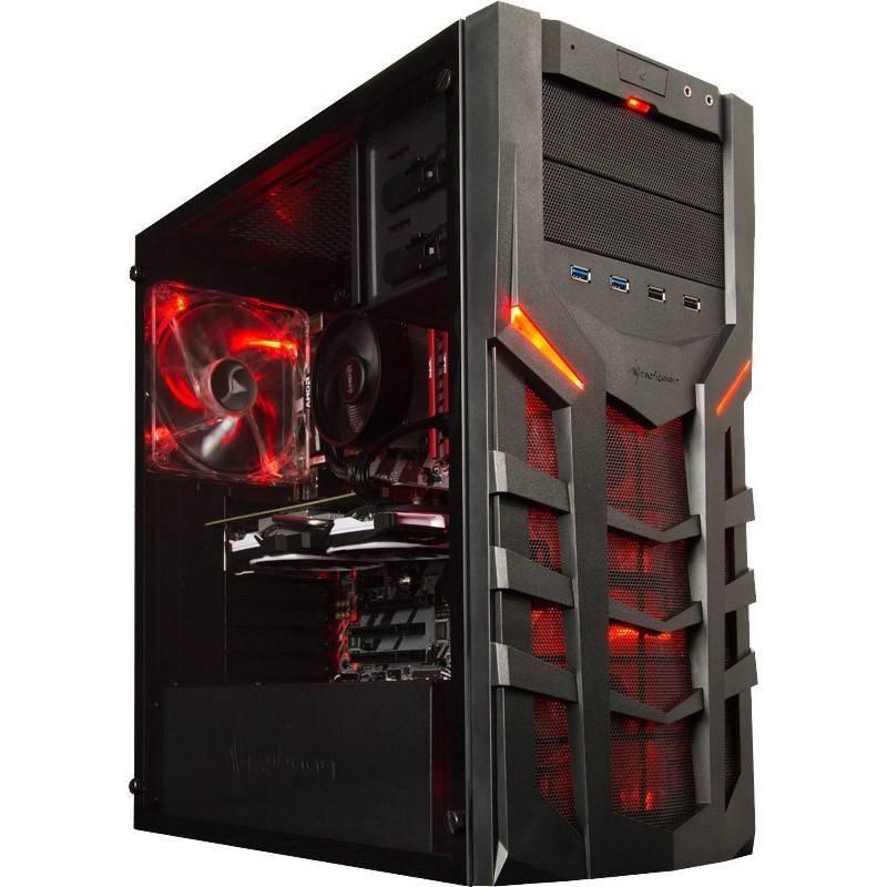 Stolný počítač HAL3000 Ryzen 5 (PCHS2183) čierny + Doprava zadarmo
