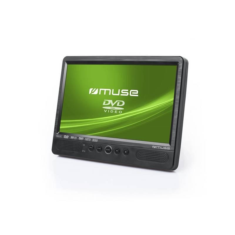 DVD prehrávač MUSE M-1095CVB čierny