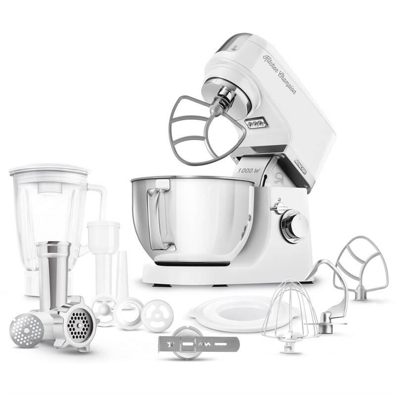 Kuchyňský robot Sencor STM 6350WH bílý