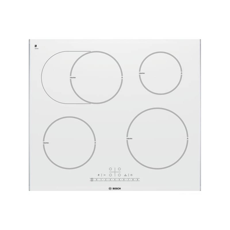 Płyta Indukcyjna Bosch Pib672f17e Biała Eukasapl