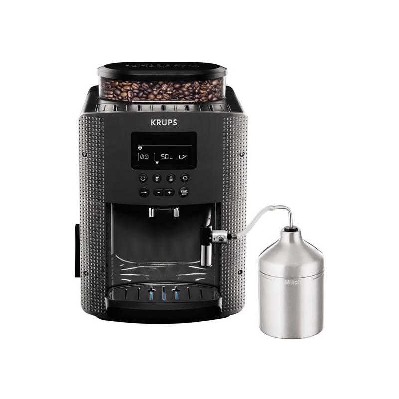 Espresso Krups EA816B70 sivé