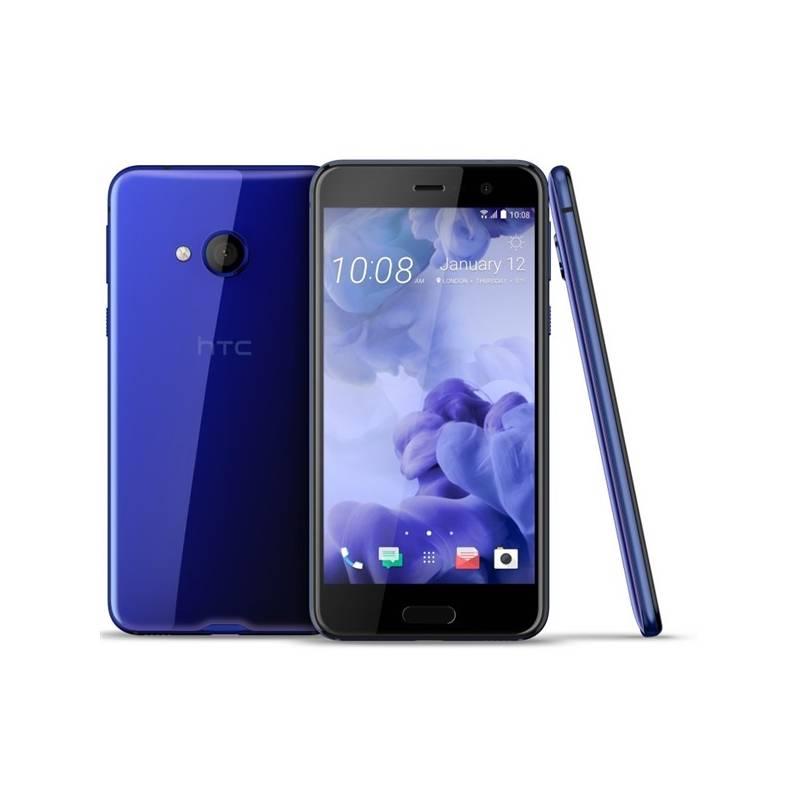 Mobilný telefón HTC U PLAY (99HALY018-00) modrý
