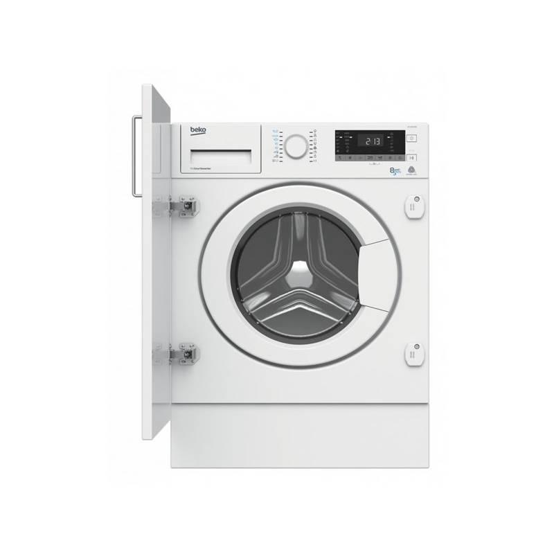 Automatická práčka so sušičkou Beko HITV 8733 B0 + Doprava zadarmo