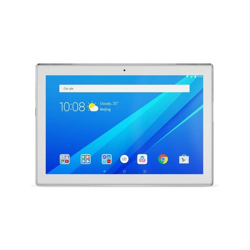 "Tablet Lenovo TAB4 10"" Wi-Fi 32 GB (ZA2J0076CZ) biely"