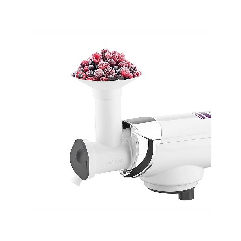 Prísl. k robotům - nástavec na výrobu zmrzliny ETA 0028 98030 biele + Doprava zadarmo