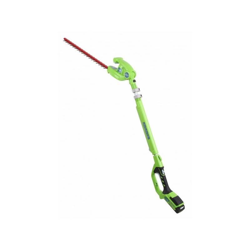 Nožnice na živý plot Greenworks G24PH51 (bez baterie)