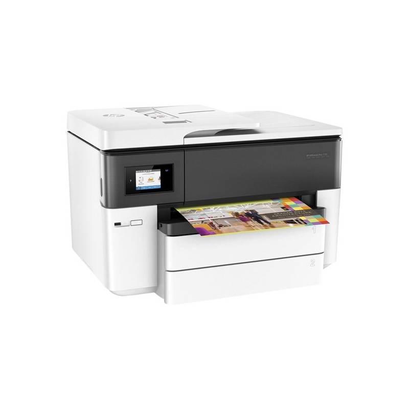 Tlačiareň multifunkčná HP Officejet Pro 7740 (G5J38A#A80) + Doprava zadarmo