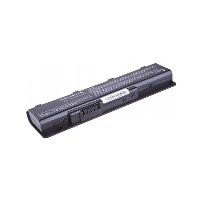 Batéria Avacom pro Asus N55/N45/N75 series Li-Ion 11,1V 5200mAh (NOAS-N55-S26) čierna