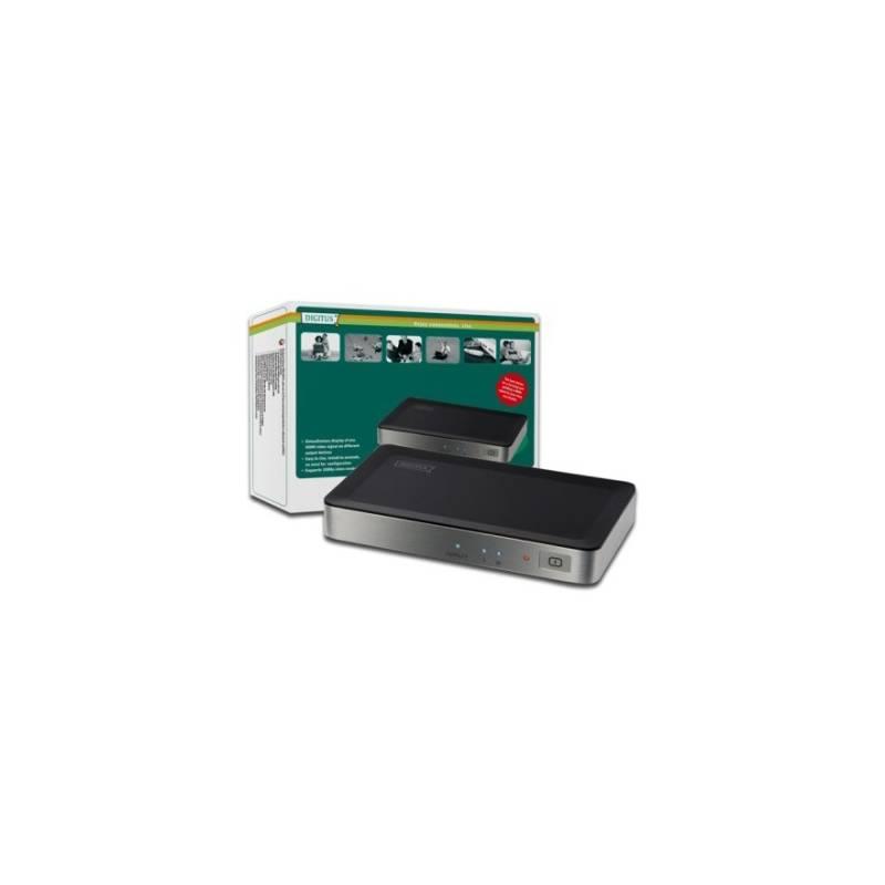Video splitter Digitus HDMI elektronický 1 -> 2 (DS-41300) + Doprava zadarmo