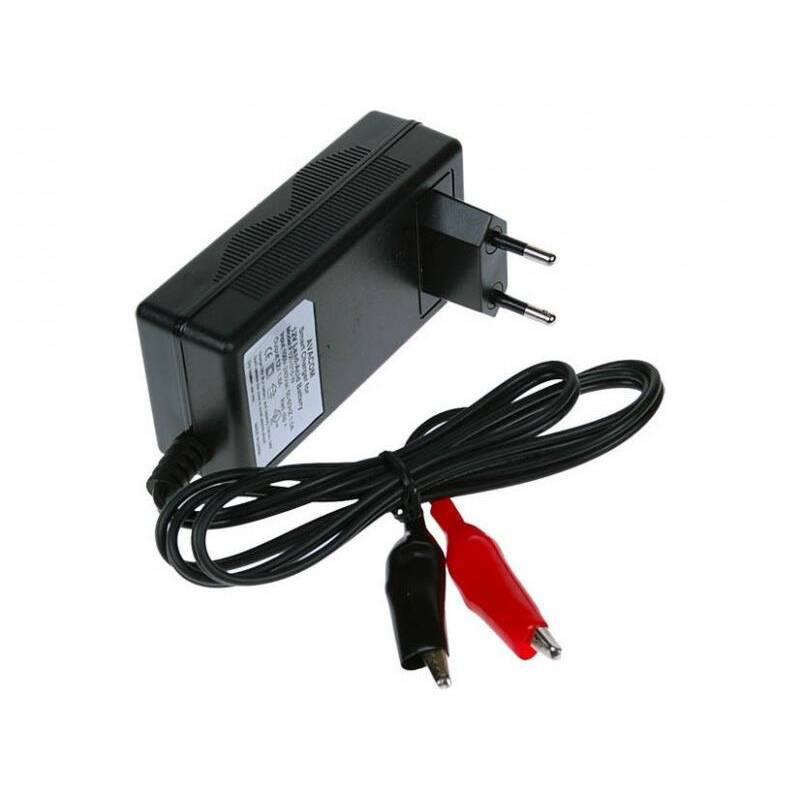 Nabíjačka Avacom WILSTAR 12V/1,8A pro olověné AGM/GEL akumulátory (7 - 23Ah) (NAPB-WI12-1800)