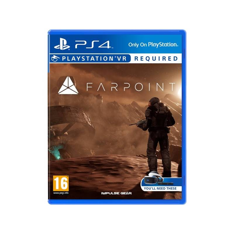 c2cd01b31 Hra Sony PlayStation VR Farpoint (PS4) (PS719848554) | HEJ.sk