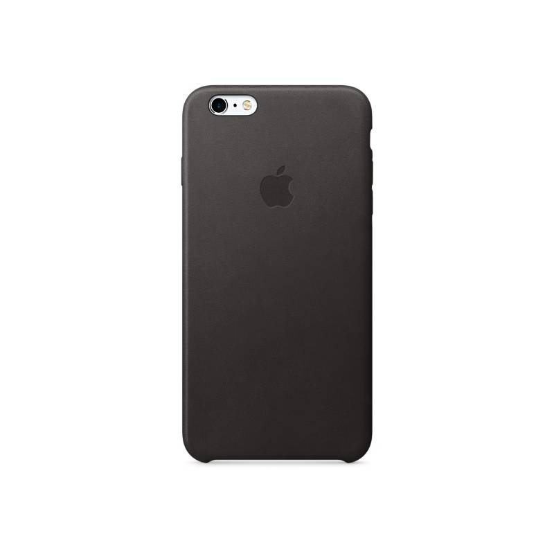 Kryt na mobil Apple Leather Case pro iPhone 6 Plus / 6s Plus (MKXF2ZM/A) čierny