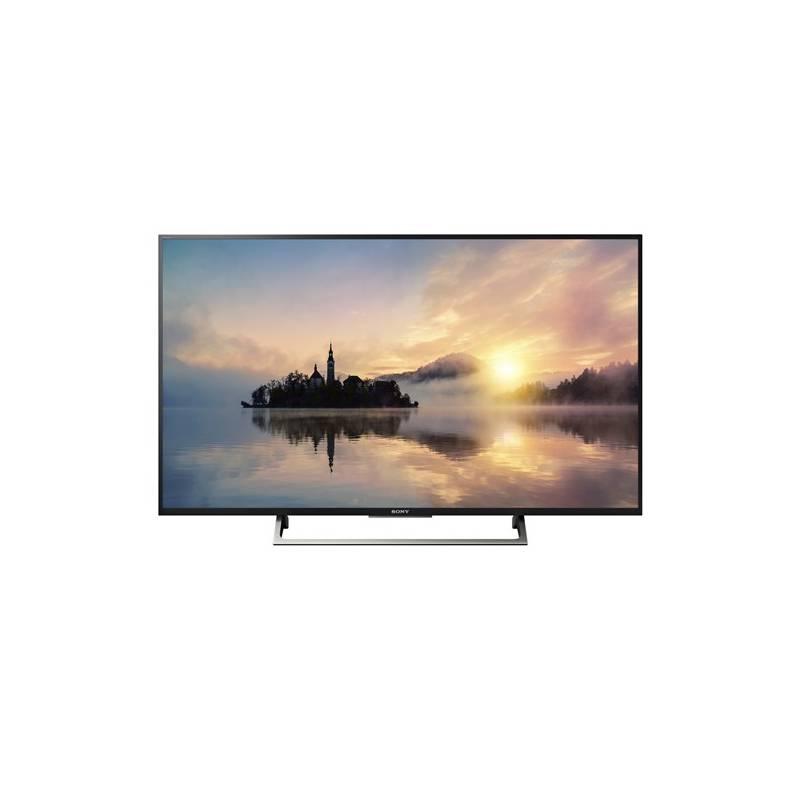 Televízor Sony KD-49XE7005B čierna + Doprava zadarmo