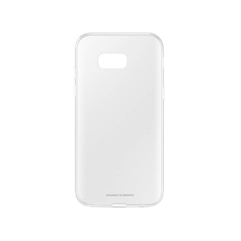 Kryt na mobil Samsung Clear Cover pro Galaxy A5 2017 (EF-QA520TTEGWW) priehľadný