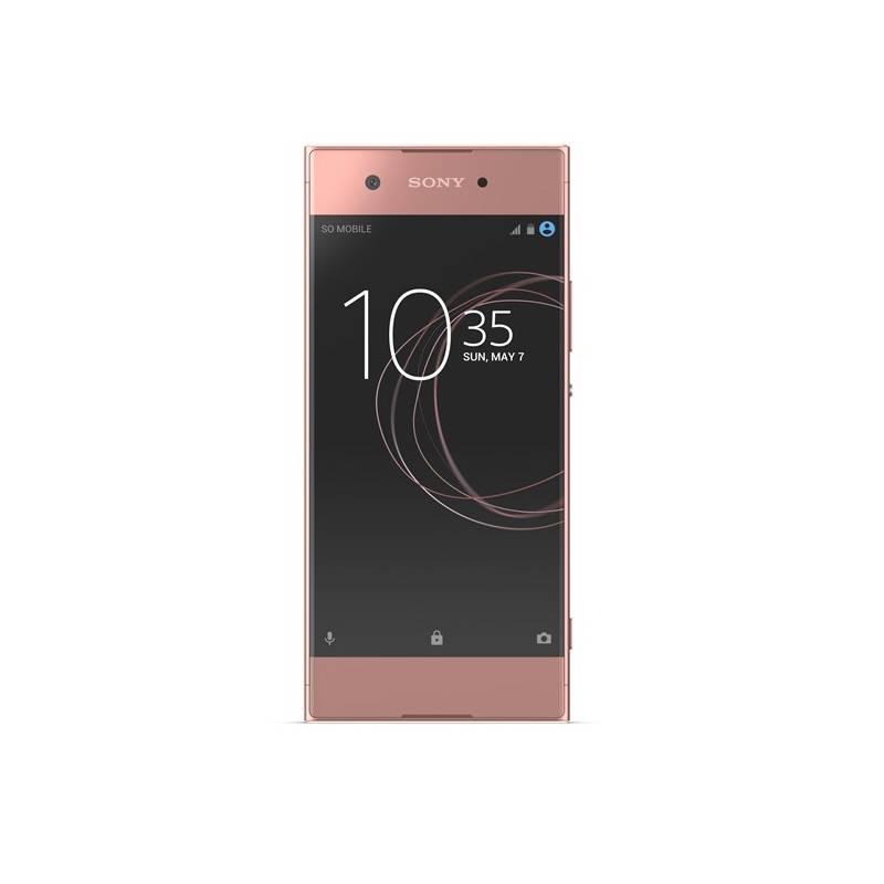 Mobilný telefón Sony Xperia XA1 (G3112) Dual SIM (1308-4515) ružový + Doprava zadarmo