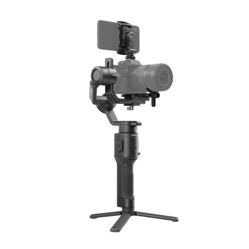 Stabilizátor DJI Ronin-SC (Standard kit) (DJIRON44) čierny + Doprava zadarmo