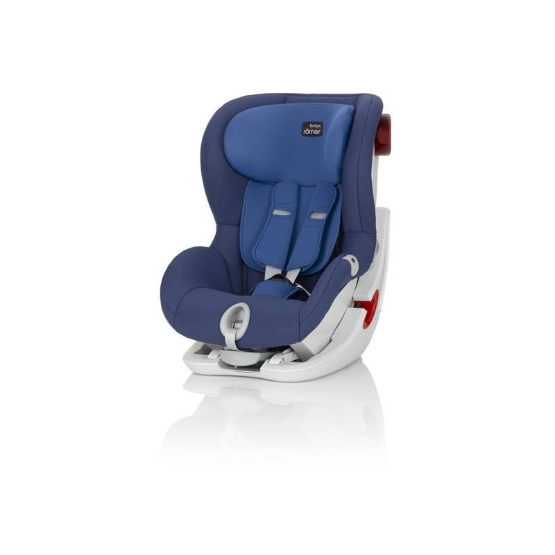 Autosedačka Britax/Römer KING II 2016, Ocean Blue 9-18 kg modrá + Doprava zadarmo