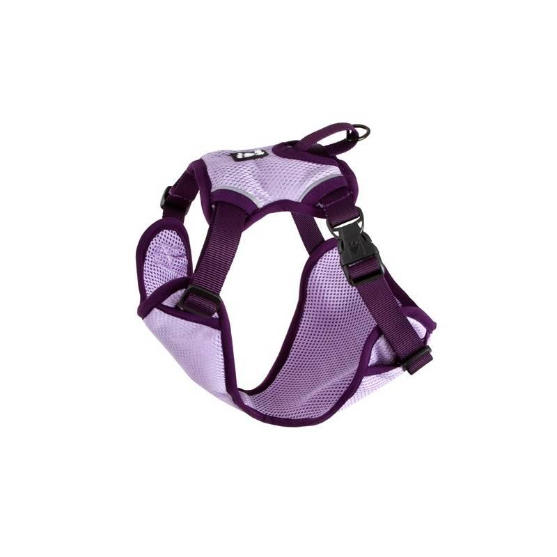 Postroj Hurtta Cooling 80-100 chladící fialový