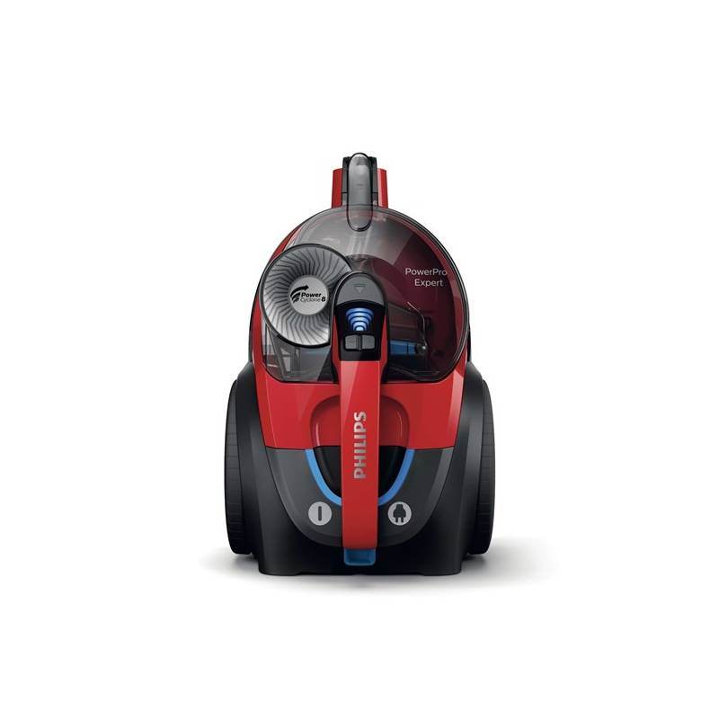 Vysávač podlahový Philips PowerPro Expert FC9729/09 červený + Doprava zadarmo