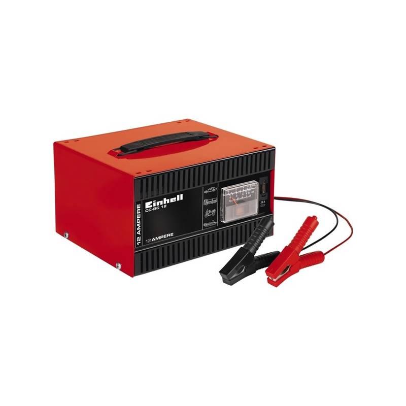 Nabíjačka autobatérií Einhell CC-BC 12