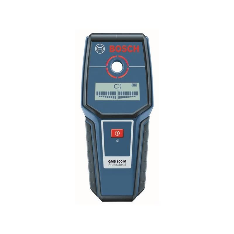 Detektor Bosch GMS 100 M Professional + Doprava zadarmo