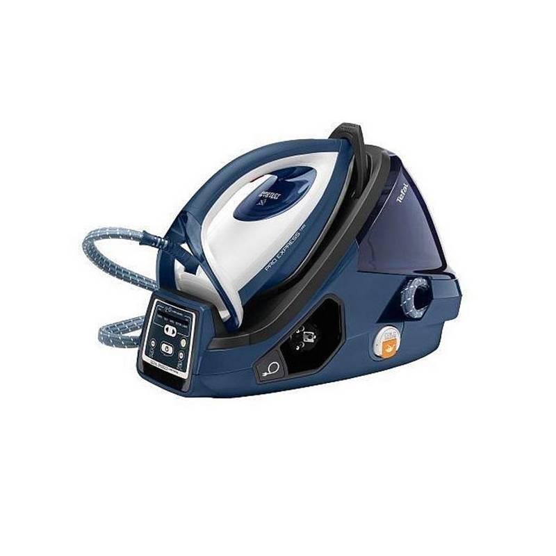Žehliaci systém Tefal Pro Express GV9071E0 modrá