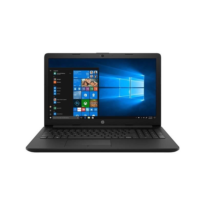 Notebook HP 15-da0039nc (4TZ54EA#BCM) čierny + Doprava zadarmo
