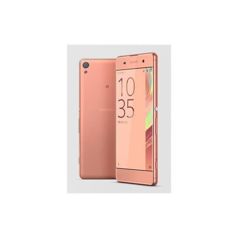 Mobilný telefón Sony Xperia XA (F3111) - Rose Gold (1302-4672) + Doprava zadarmo