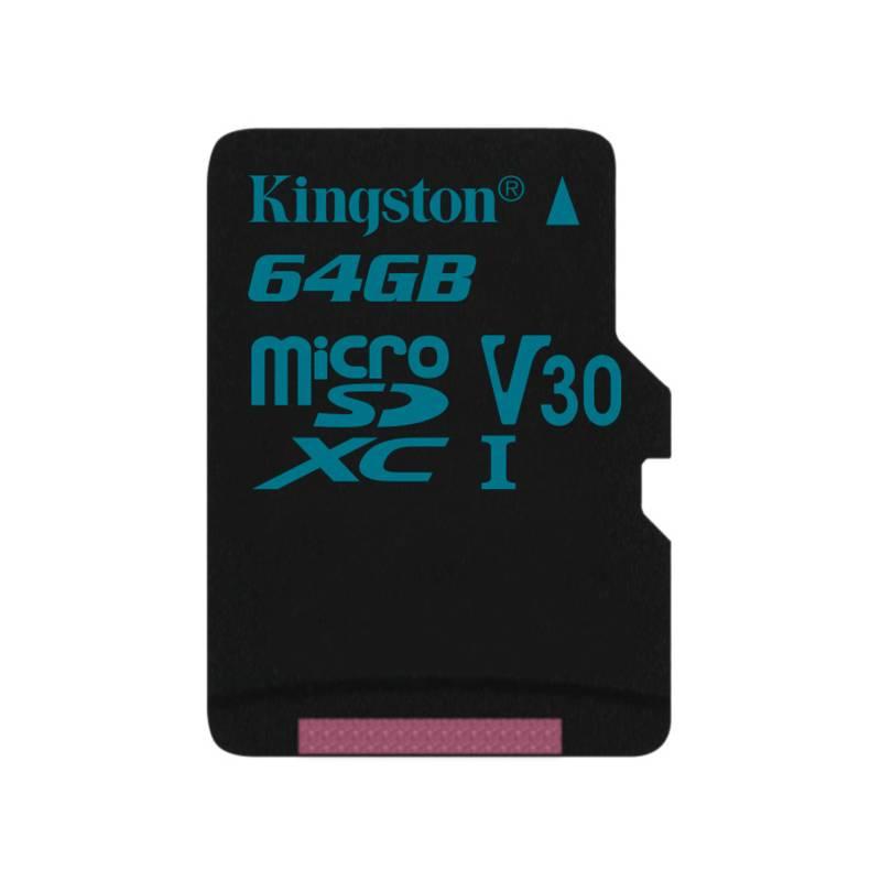 Karta Pamieci Kingston Canvas Go Microsdxc 64gb Uhs I U3 90r 45w