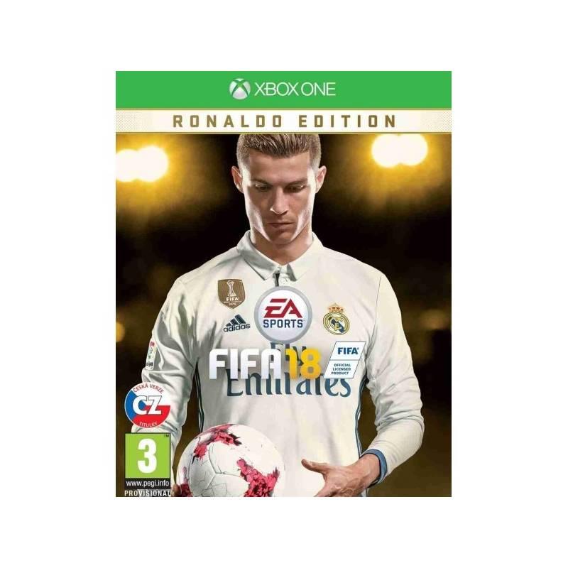 Hra EA Xbox One FIFA 18 (Ronaldo Edition) (EAX320612)