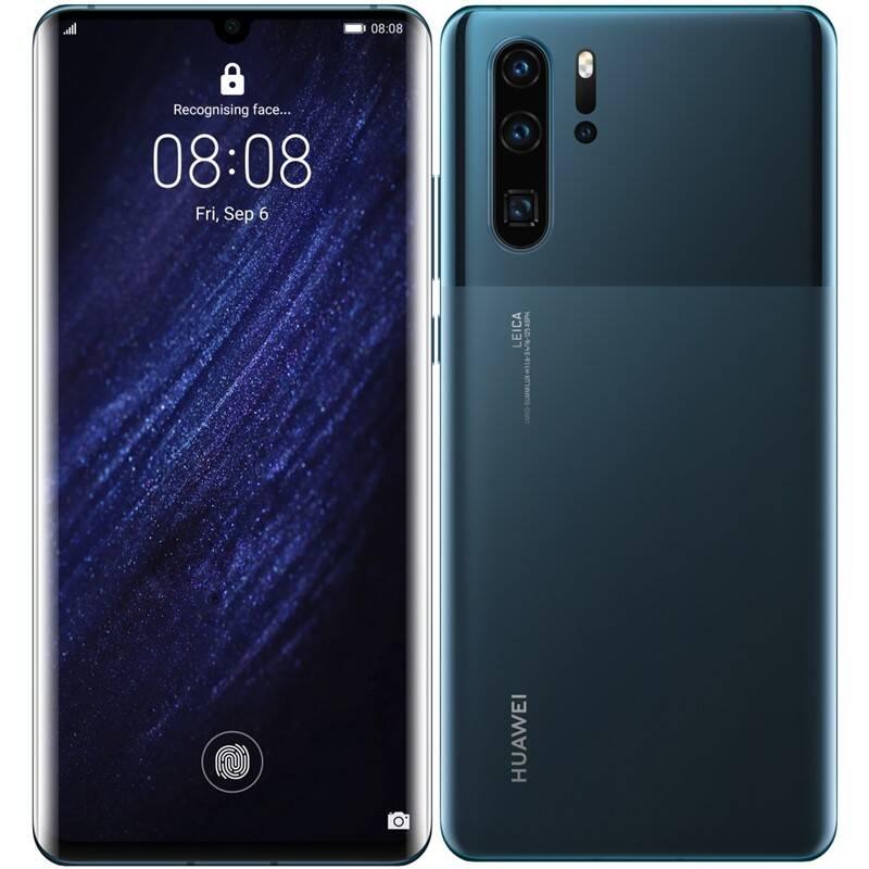 Mobilní telefon Huawei P30 Pro 128 GB - Mystic Blue (SP-P30P128DSMOM)