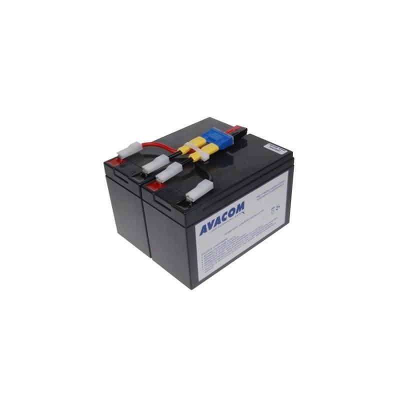 Batéria Avacom RBC48 - náhrada za APC (AVA-RBC48) čierna