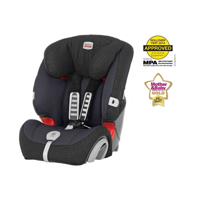 autoseda ka britax r mer evolva 123 plus 2014 thunder 9. Black Bedroom Furniture Sets. Home Design Ideas
