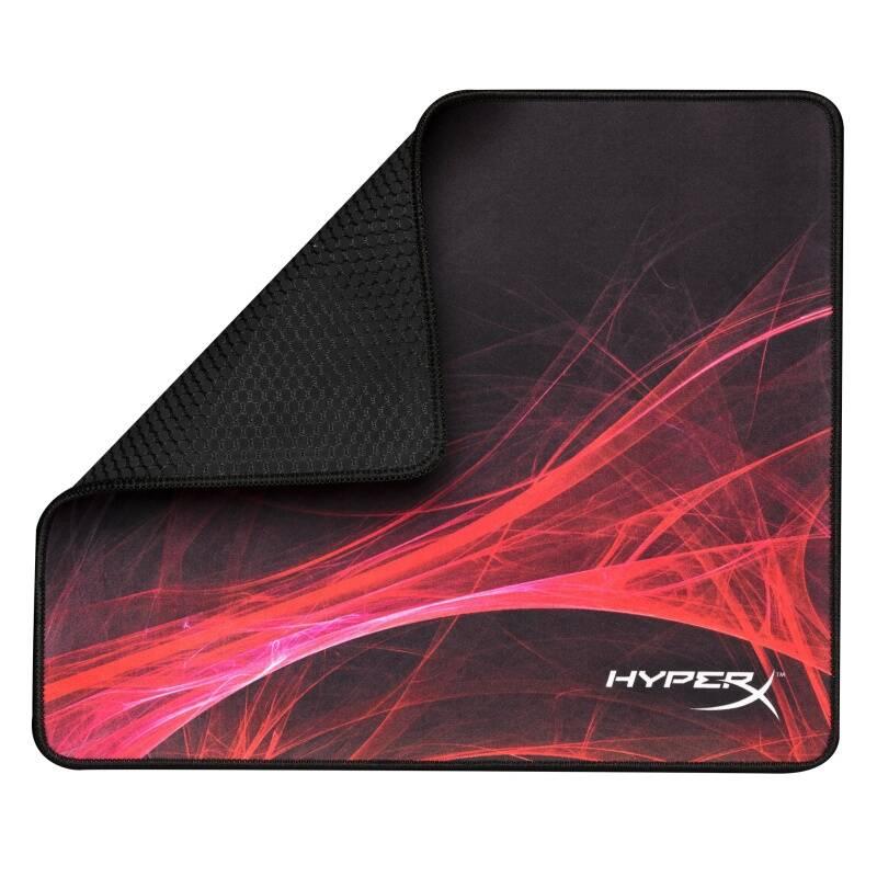 Podložka pod myš HyperX FURY S Pro Gaming Speed Edition M, 36 x 30 cm (HX-MPFS-S-M) černá