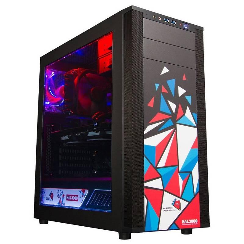 Stolný počítač HAL3000 Herní sestava MČR 2018 Ultimate-K (PCHS2218) čierny + Doprava zadarmo