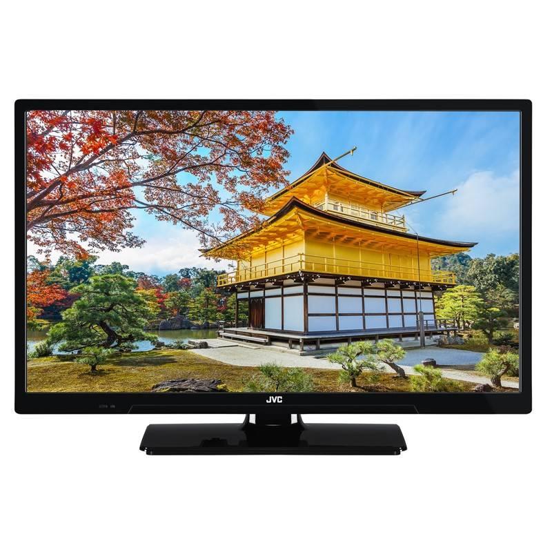 Televize JVC LT-24VH42N černá + JVC záruka 42 měsíců